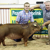 Frank Burbrink Memorial Classic-4th Overall Barrow