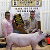 3rd Overall Barrow 2014 Purdue Block & Bridle
