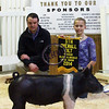 5th Overall Gilt 2014 Purdue Block & Bridle