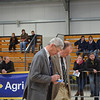 Border British Blue Club show and sale at Carlisle, October 13 2012.