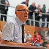 LANARK BLACKIES: Auctioneer Brian Ross at full tilt on the rostrum