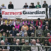 Blackface sheep sale at Lanark October 2013. Supported by Mart's The Heart
