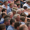 Thame Summer Sheep Fair 2014<br /> Buyers at the ringside<br /> Picture Tim Scrivener 07850 303986