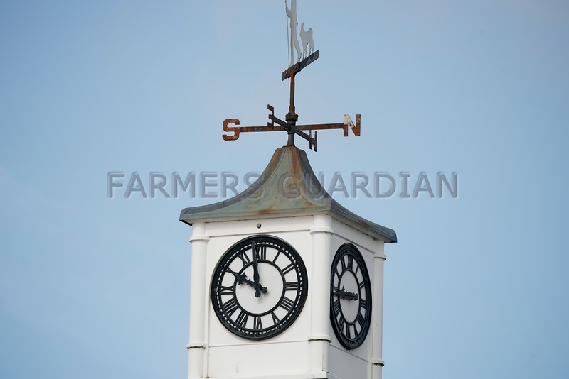 Lanark Mart  Clock Tower17th July