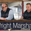 Auctioneers Clive Norbury (left) and Simon Lamb.