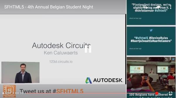Autodesk Live Stream