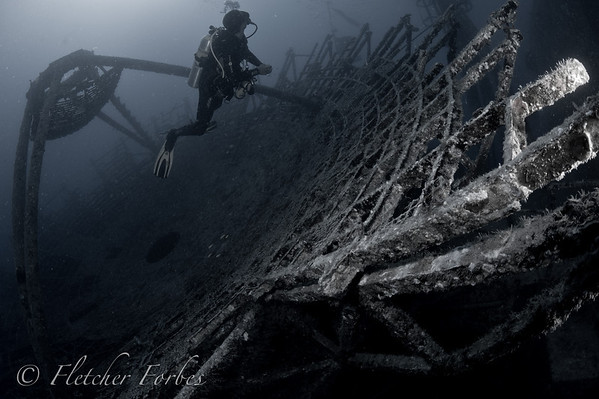 Vandenburg wreck, Key West