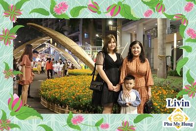 [Mùng 5 Tết] LivinPMH App Launching Photo Kiosk @ Phu My Hung Spring Flower Festival 2020   Kiosk in ảnh tự động từ DSLR & Mobile tại Sự kiện ra mắt ứng dụng LivinPMH   Fotokio