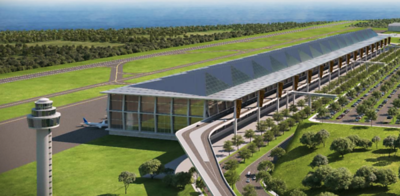 North Bali Airport Indonesia