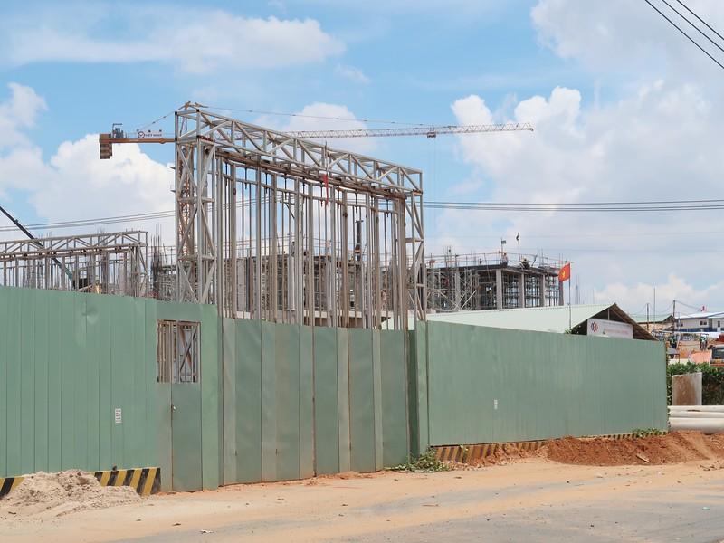 Mui Ne Summerland construction work