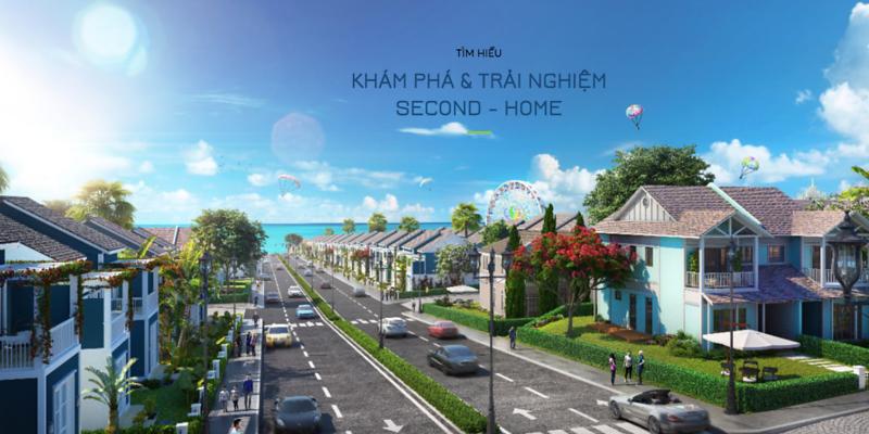 Novaworld Phan Thiet second home