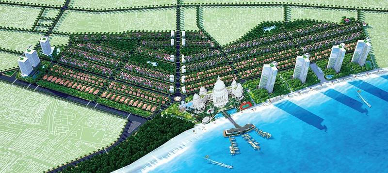 Ocean Dunes Phan Thiet Master Plan
