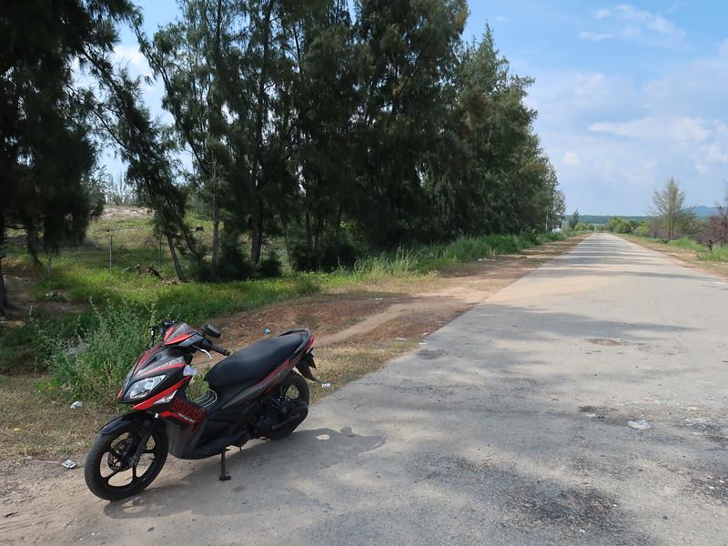 Thanh Long Bay eastern boundary