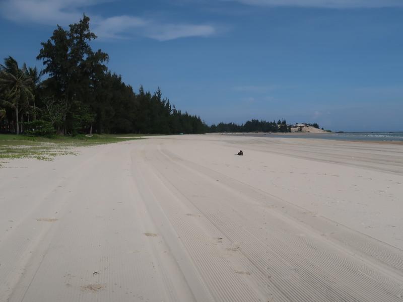 Beach at Thanh Long Bay