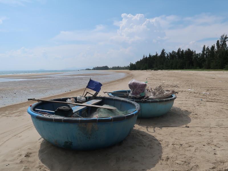 Thanh Long Bay fishing boats