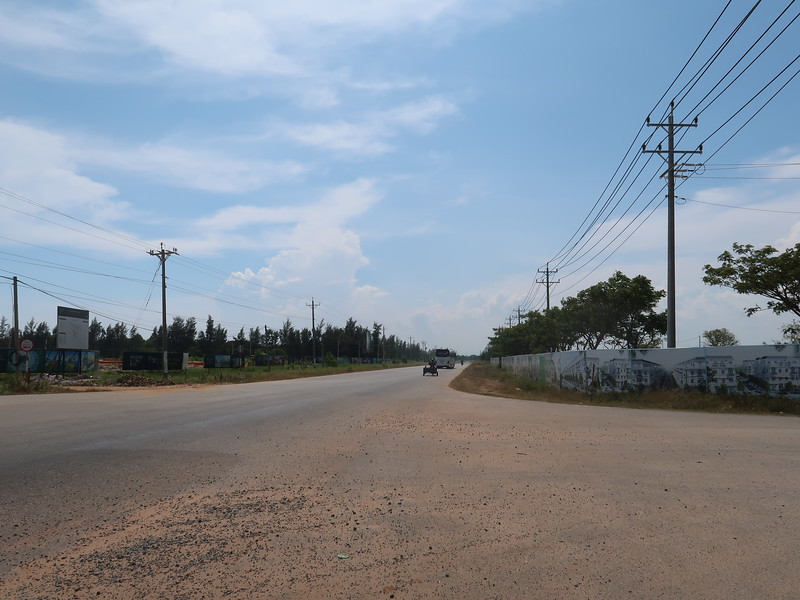 Road DT719B, Thanh Long Bay