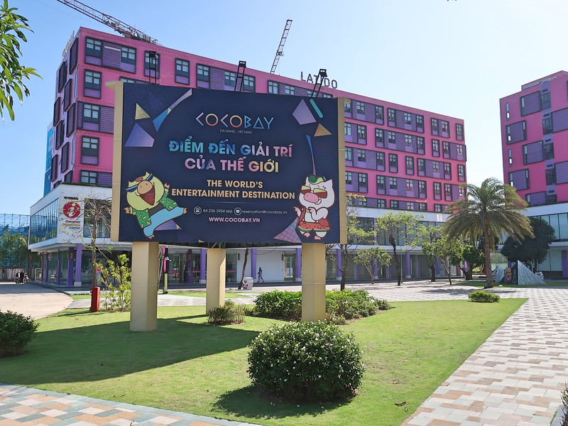 Cocobay - The world's entertainment destination