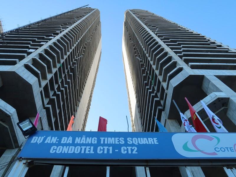 Danang Times Square Condotel CT1 - CT2