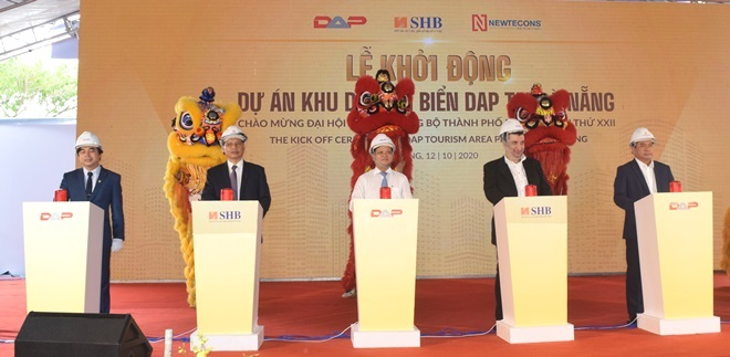 DAP Tourism Area launch