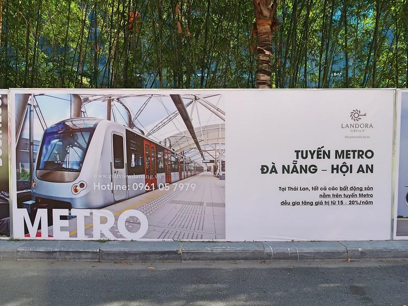 Proposed Danang to Hoi An Metro