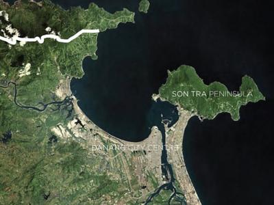 Son Tra Peninsula