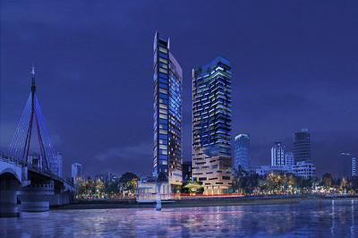 Hilton Da Nang Hotel Complex