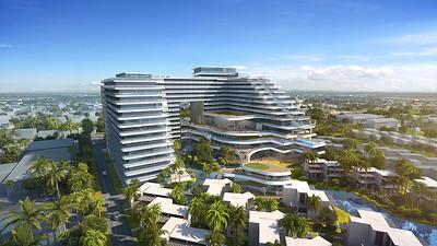 Vitours Hoang Cuong Luxury Resort & Hotel Danang Beach