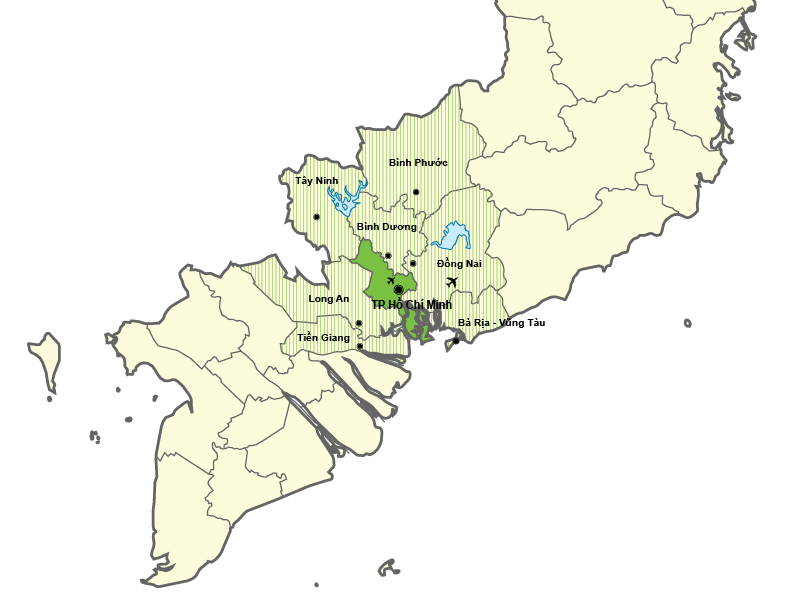 Ho Chi Minh City Metropolitan Area