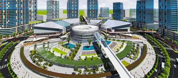 World Trade Center Binh Duong New City