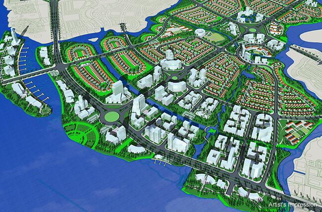 Dong Nai Waterfront City