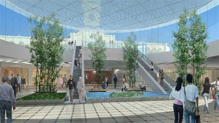 Future Saigon: The Bến Thành Market Metro Station
