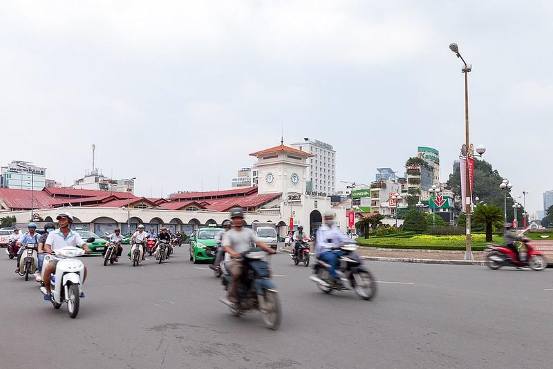 Quach Thi Trang Roundabout