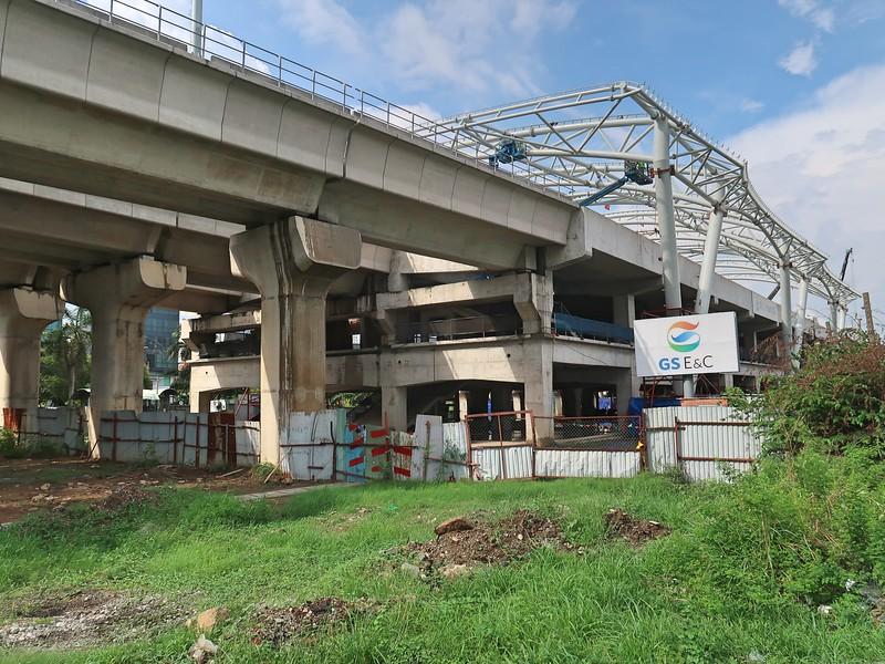 Tan Cang Station