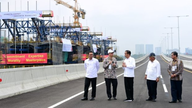 Off the rails – Indonesia's Belt and Road rail mess