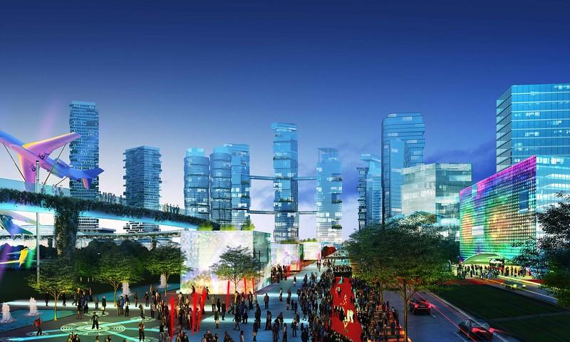 Bandar Malaysia by BroadwayMalyan