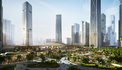 Bandar Malaysia Skyscrapers