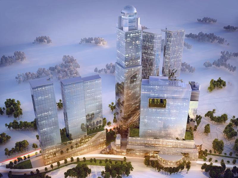 Plaza Rakyat Concept