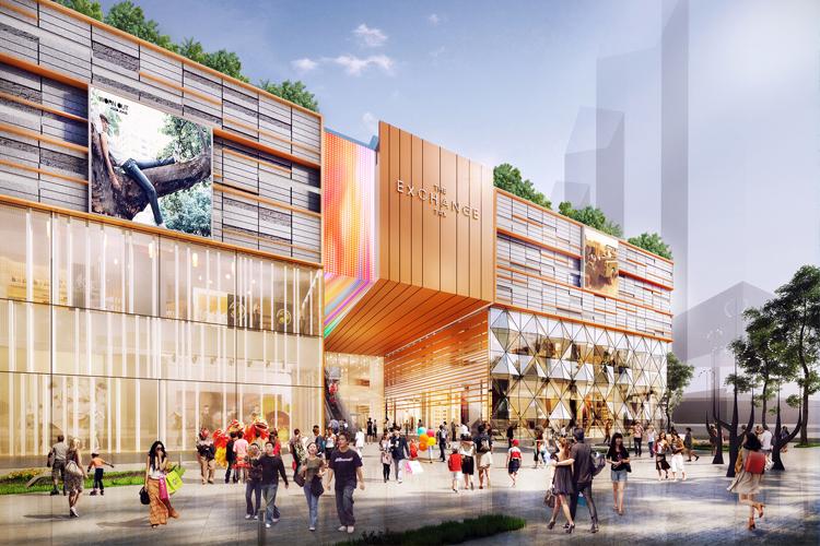 Tun Razak Exchange - Mall