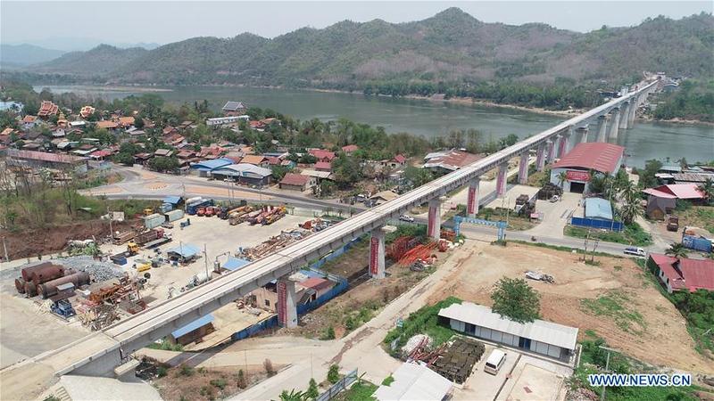 Mekong China-Laos Railway