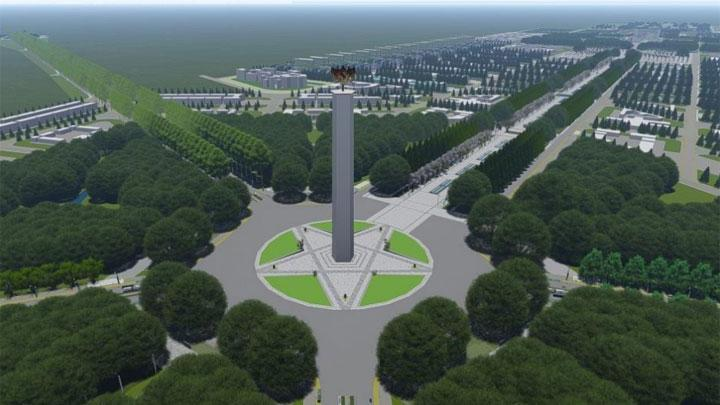 Pancasila Monument