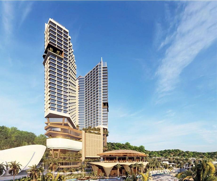 Vega City Hotel Tower