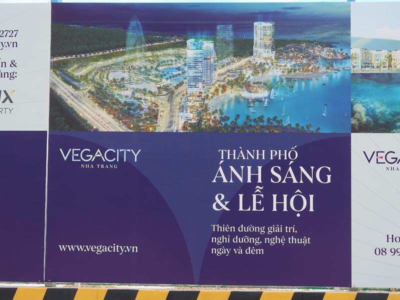 Vega City plan