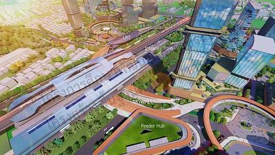 Pattaya HSR Hub
