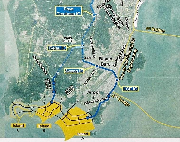 Penang South Islands