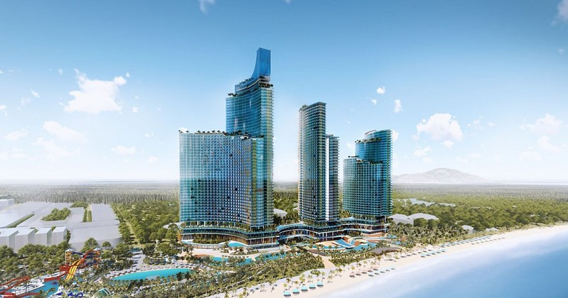 Future Ninh Thuan Province - Vietnam