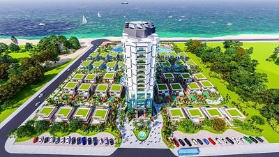 Aminia Ninh Chu Hotel and Resort