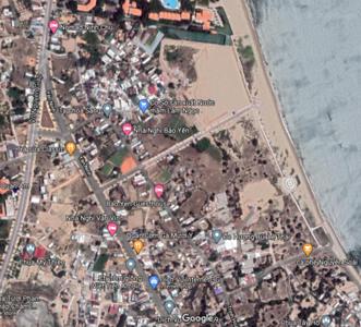 Phan Rang Beach Development area