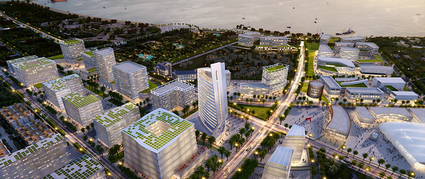 Phan Rang Beach Development