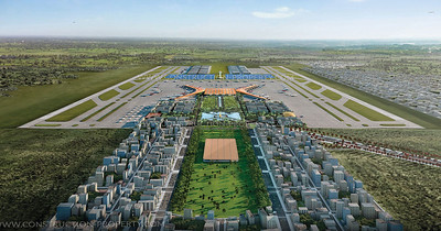 New Phnom Penh International Airport