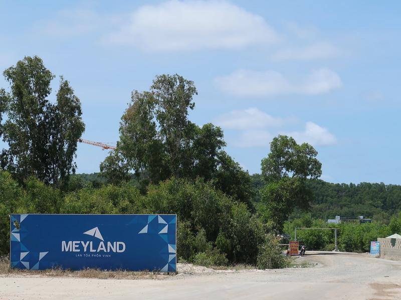 Meyhomes Capital entrance